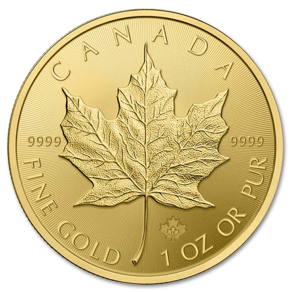 Maple Leaf Goud kopen