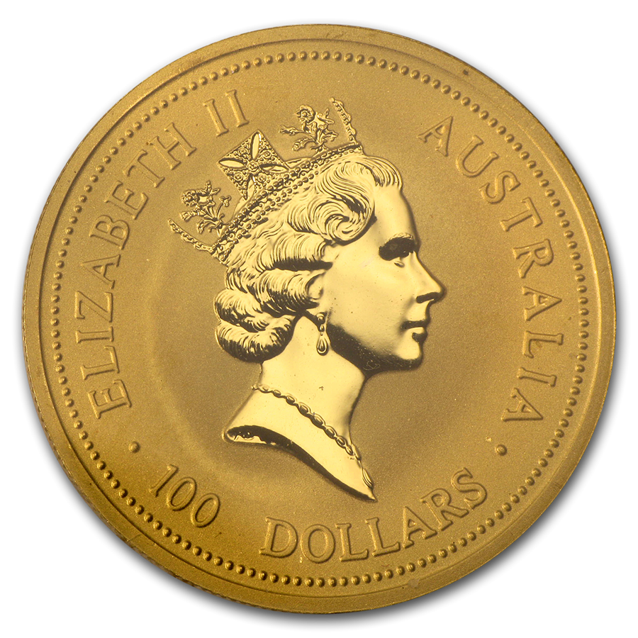 Goud Nugget - Gouden munt kopen
