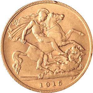 Sovereign Gouden munt
