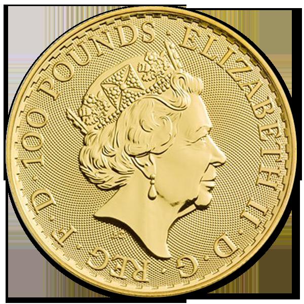 Britannia Gouden munt kopen