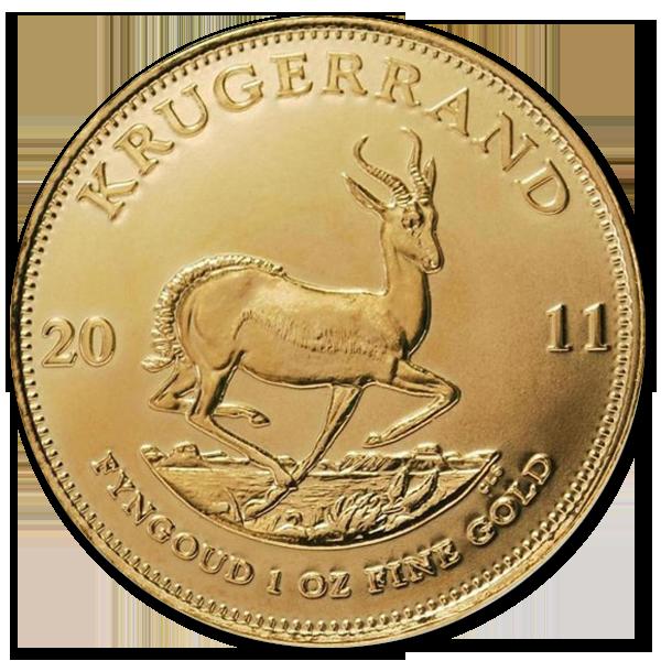 Krugerrand Gouden munt kopen