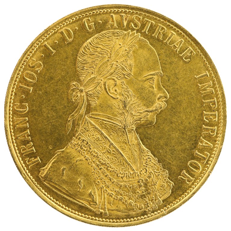4 ducats en or